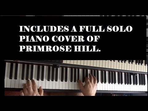 "MADNESS. ""PRIMROSE HILL""  KEYBOARD TUTORIAL.(keyboard credit to) MIKE BARSON."