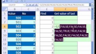 Excel Magic Trick #174: Smartest Excel People In The World