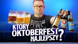Który Oktoberfestbier jest najlepszy?