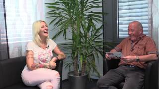 Jenny van Bree im Interview bei Radio VHR