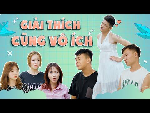 GIẢI THÍCH CŨNG VÔ ÍCH   Đại Học Du Ký Phần 228   Phim Ngắn Siêu Hài Hước Sinh Viên Hay Nhất Gãy TV