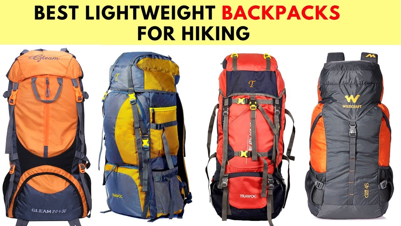a9fa48d2cf31 10 Best Lightweight Backpacks For Hiking in india with price 2018 I Best  Rucksack Backpack