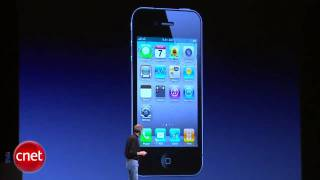 iPhone 4 unveiled