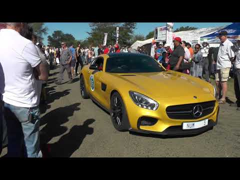 Sunday Tribune Cars in the Park 2017