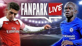 Chelsea Choke Against Arsenal - Arsenal 2-0 Chelsea - Live Fan Stream -  FanPark Live