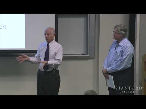 Stanford Seminar - Louis Thompson on Asia's High-Speed Rail