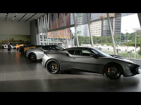 Lotus showroom Malaysia, kini hanyalah sejarah   EvoMalaysia.com