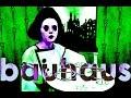 watch he video of Bauhaus 'Kick in the Eye'