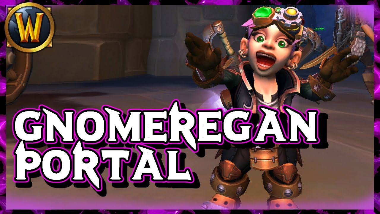 ⚙️ How to Unlock the Portal to Dun Morogh: Pet Dungeon Guide ⚙️   World of Warcraft 9.0