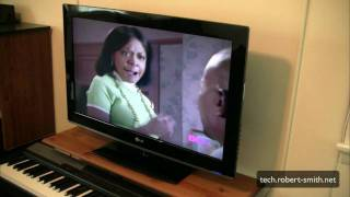 LG 32inch 32LD350 LCD HDTV Review