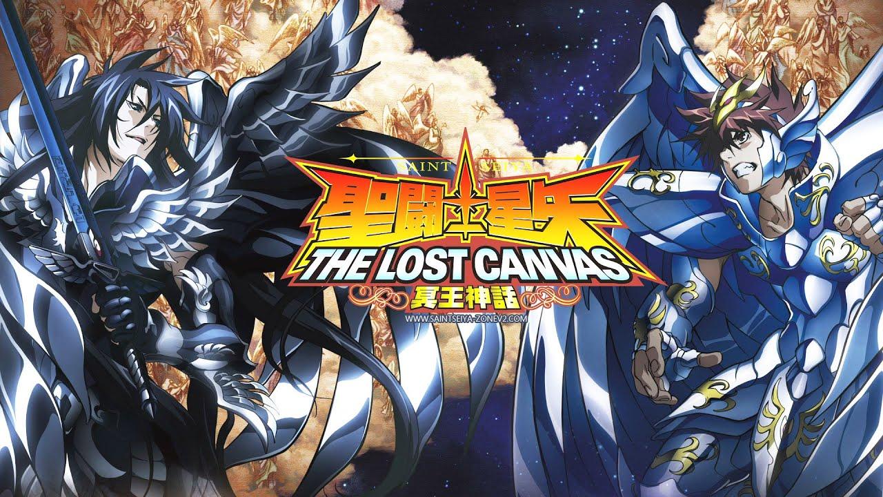 saint seiya the lost canvas episode 3