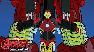 Mech Files  Iron Man   Marvel  39 s Avengers  Mech Strike   Marvel HQ Italia