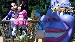 Disneyland Paris - Once Upon a Dream Parade - VIP viewing - 2009 - Full Video(From the archives: Full recording of the complete