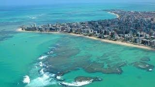 Alagoas, um pedacinho do paraíso aqui no Brasil.
