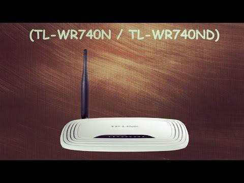 Как поменять пароль от WiFi Tp-Link (TL-WR740N / TL-WR740ND)