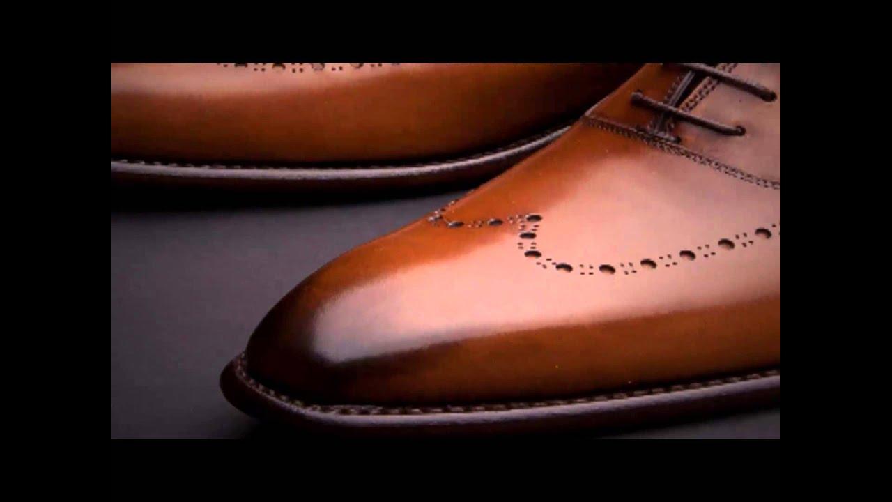 Bien connu Chaussures de luxe et chemises pour homme - YouTube AM75