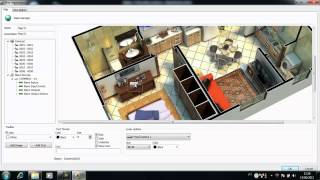iP Kamera yazılımı Digifort Sinoptik Harita Oluşturma