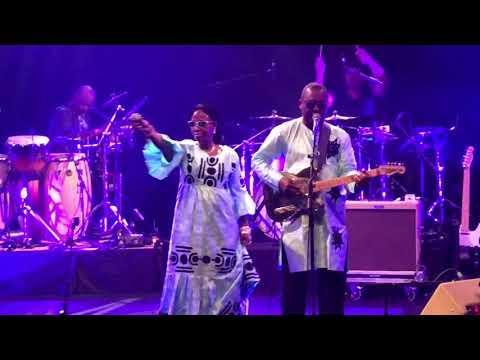 Live Amadou et Mariam «Dimanche à Bamako» au festival Chorus