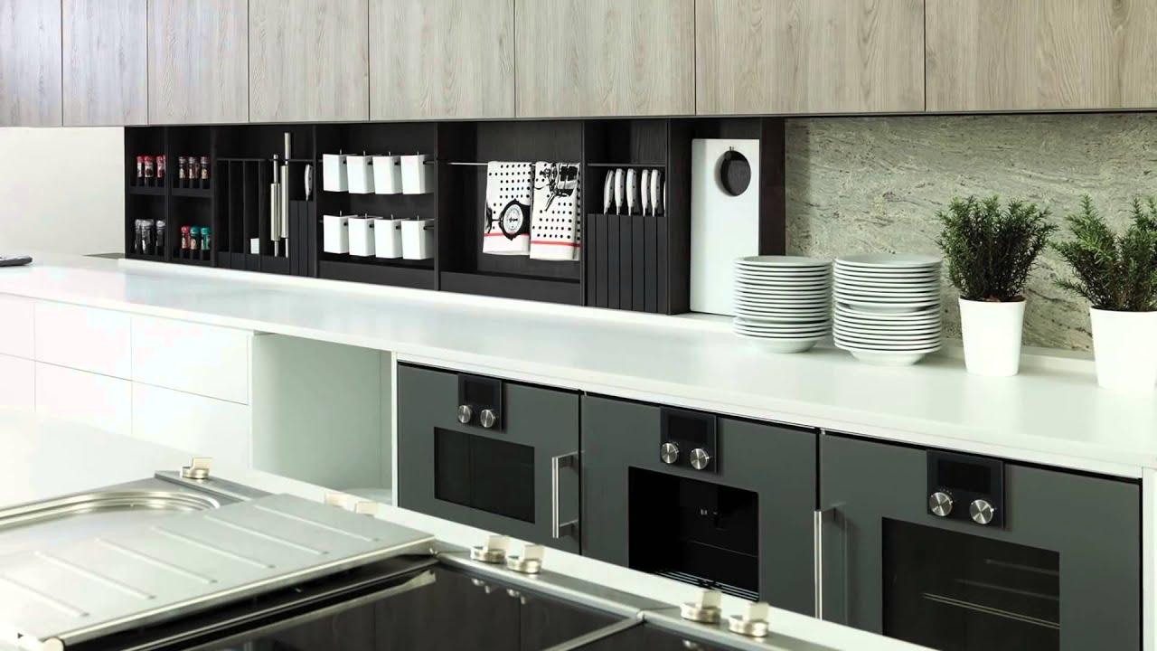 Porcelanosa Kitchen Cabinets Porcelanosa Cocinas Youtube