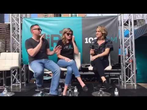 Britt Nicole Interview with Mike & Lauren