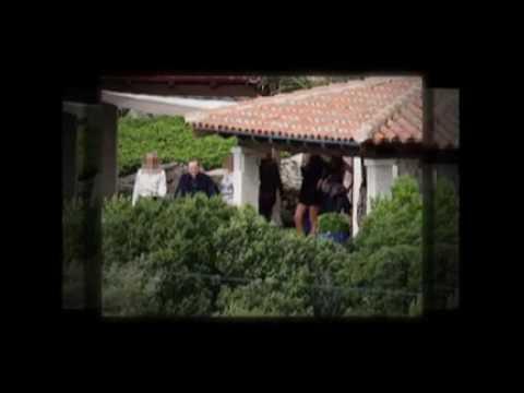 Interni Di Villa Certosa : Le foto vietate da berlusconi a villa certosa youtube