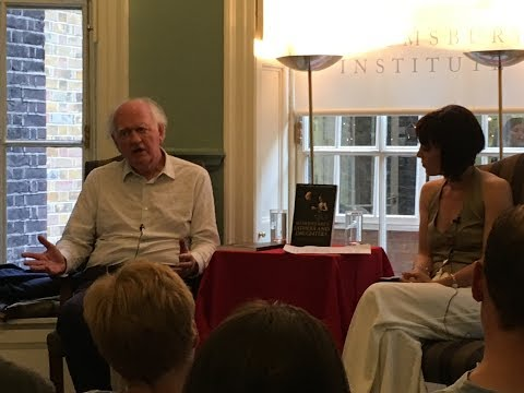 Bloomsbury Institute: Oliver Ford Davies & Abigail Rokison-Woodall