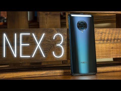 Vivo NEX 3: любовь с первого градиента и третьей камеры. Что в коробке и первые впечатления от NEX 3
