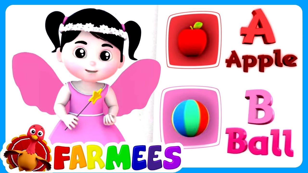 ABC Phonics Song | Alphabet Phonics | ABC Song | Educational Learning Videos | Nursery Rhymes Songs