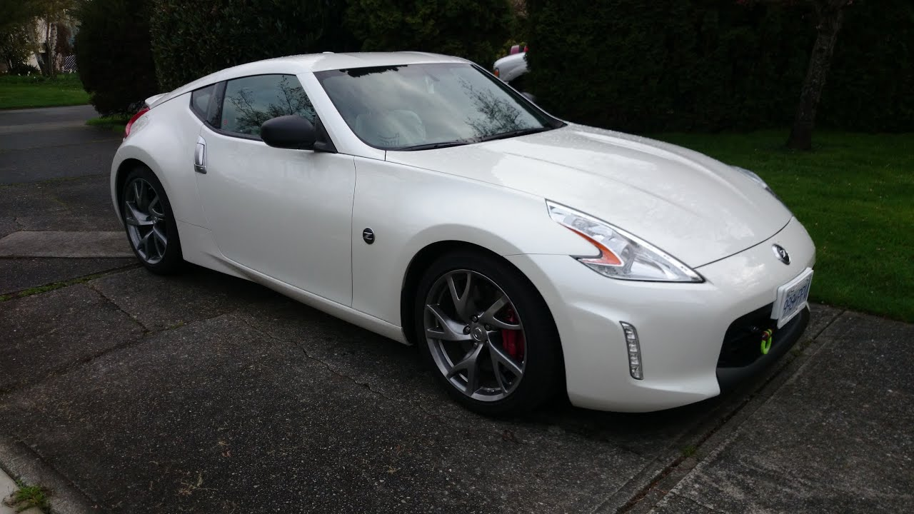 Plasti Dip 370z Front Bumper Lip And Side Mirrors Youtube