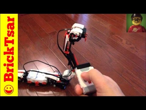 LEGO 31313 Mindstorms EV3 featuring the R3PTAR online model - YouTube