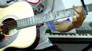 Hướng dẫn guitar Màu Hoa Đỏ (Hợp Âm)