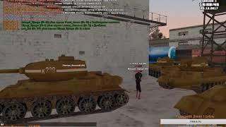 CRMPRP.RU | Server Three Final Django Squad® vs Ostwood Team
