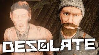 Desolate - ПЕРВАЯ БИТВА С БОССОМ ВАНОГОЙ! #5