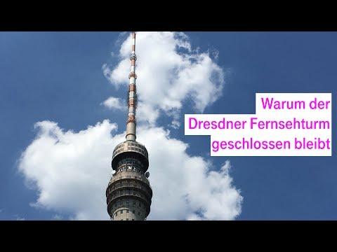 Fernsehturm Dresden: Wiedereröffnung des Dresdner Wahrzeichens?