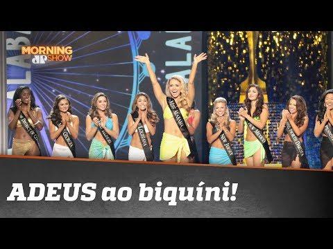 Miss América Não Terá Mais Desfiles De Biquíni!