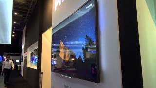 Philips 65PFL9708 Ultra HD TV Ambilight XXL IFA 2013 [Eyes On]