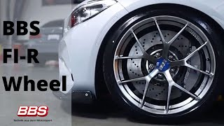 The BBS FI-R Wheel is a one piece forged aluminum wheel designed and produced in the Motorsports department for performance minded BMW owners.  Watch this video to see them featured on this gorgeous BMW M2. For more information on BBS wheels, call BBS at