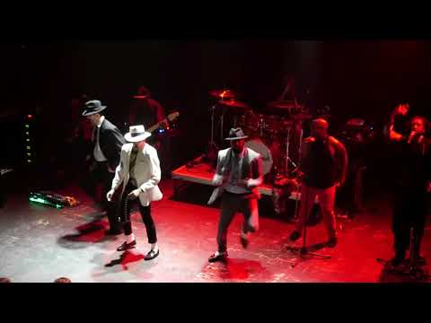 Who's Bad Michael Jackson Tribute Band live at the Lincoln Theatre February 17, 2018