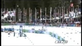 Vancouver 2010 : Jason Lamy Chappuis, Champion Olympique