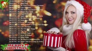【圣诞歌曲】圣诞节英文歌曲 🎄 推荐20首适合圣诞节听的歌曲 🎄 最好的圣诞歌曲 🎄 2019最好听的圣诞歌曲精选    Best Christmas Songs 2019