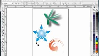 How to use Interactive Drop Shadow,,Tutorial Corel Draw, Tips and Trick, Mastering Corel Draw