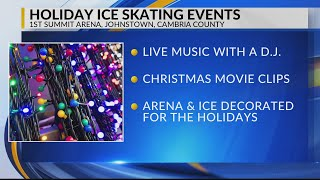 Holiday Ice Skating Events