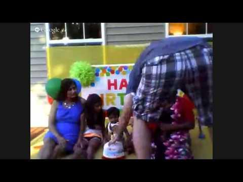 Keshav's 1st Birthday Cake Smash