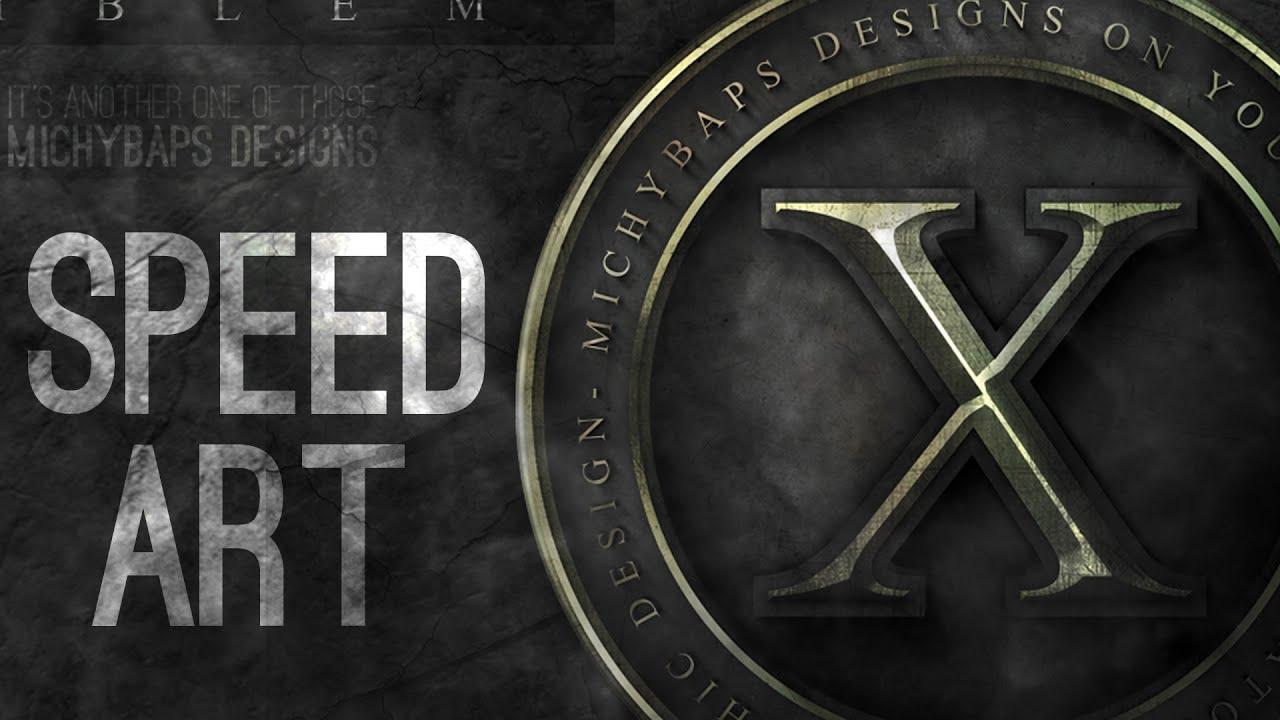 X-Men Logo ( #Photosho...
