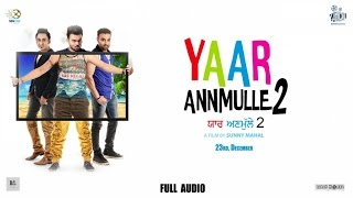 Jadugarian - Full Audio | Sarthi K | Yaar Annmulle2 (06Jan2017) | Latest Punjabi Song 2016