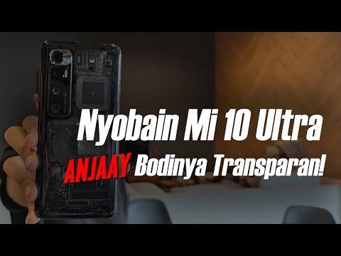 Nyobain HP Gahar Xiaomi Mi 10 Ultra: Buka Box dan Test Kamera