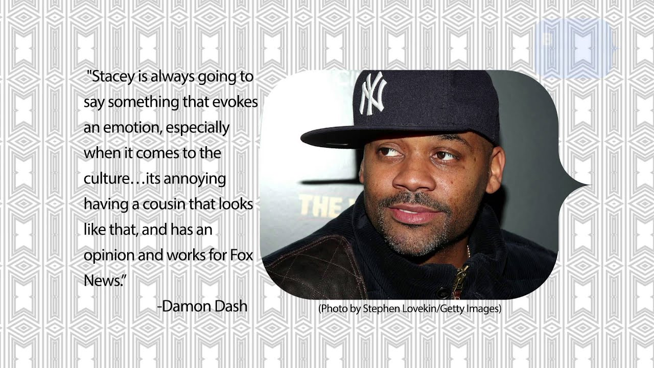 Dame Dash Calls His Cousin Stacey Dash Annoying [1/22/16]