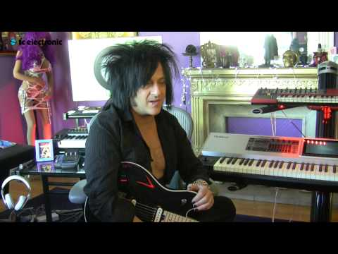 "Steve Stevens Interview - His home studio ""The Purple Room"""