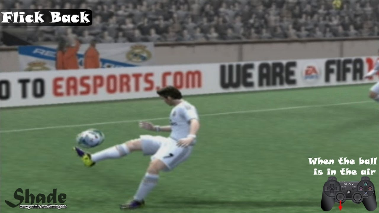 Fifa  Ps Tricks Skills Tutorial Hd