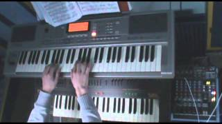 Father Picard (King Diamond keyboard cover)